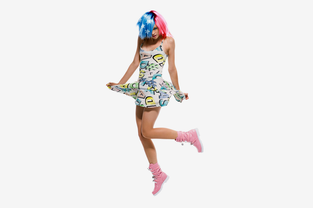 adidas Originals by Jeremy Scott 2012 Spring/Summer Collection Lookbook Part 2