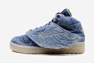 adidas Originals by Jeremy Scott JS Wings Denim Further Look