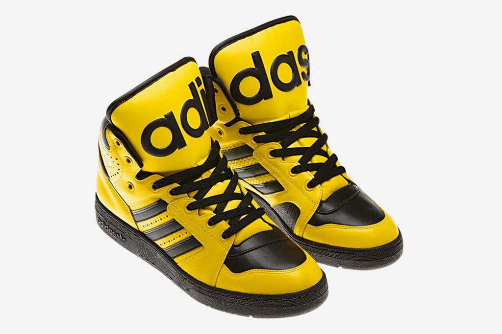 adidas originals by originals jeremy scott 2012 springsummer footwear preview