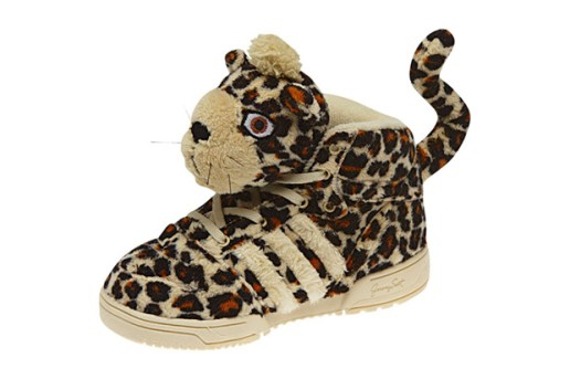 adidas Originals by Jeremy Scott 2012 Spring/Summer Kids Footwear