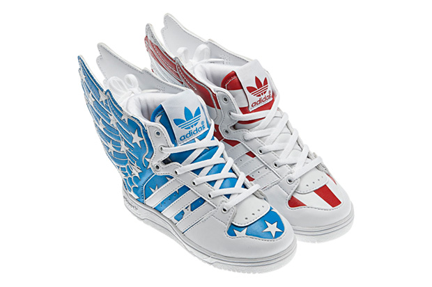 adidas originals by jeremy scott 2012 springsummer kids footwear
