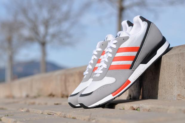 adidas Originals Marathon 88 Clear-Grey/Core-Energy