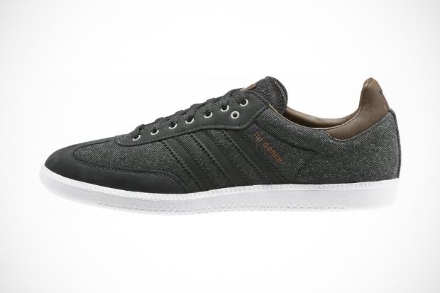 adidas Originals mi Samba: Denim Option