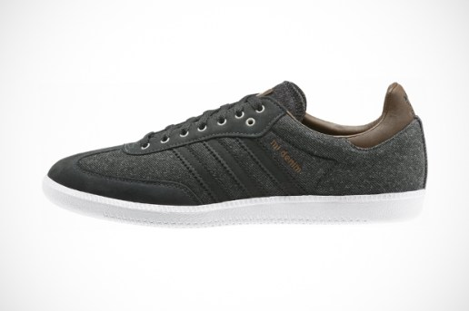 adidas Originals mi Samba: Denim Option