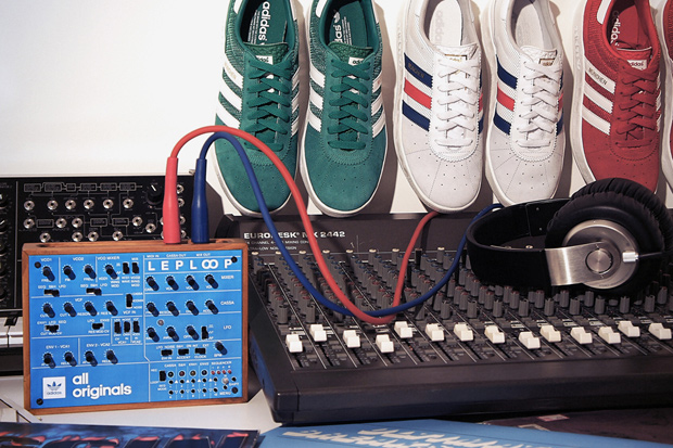 "adidas Originals Spring 2012 München ""LEPLOOP"""