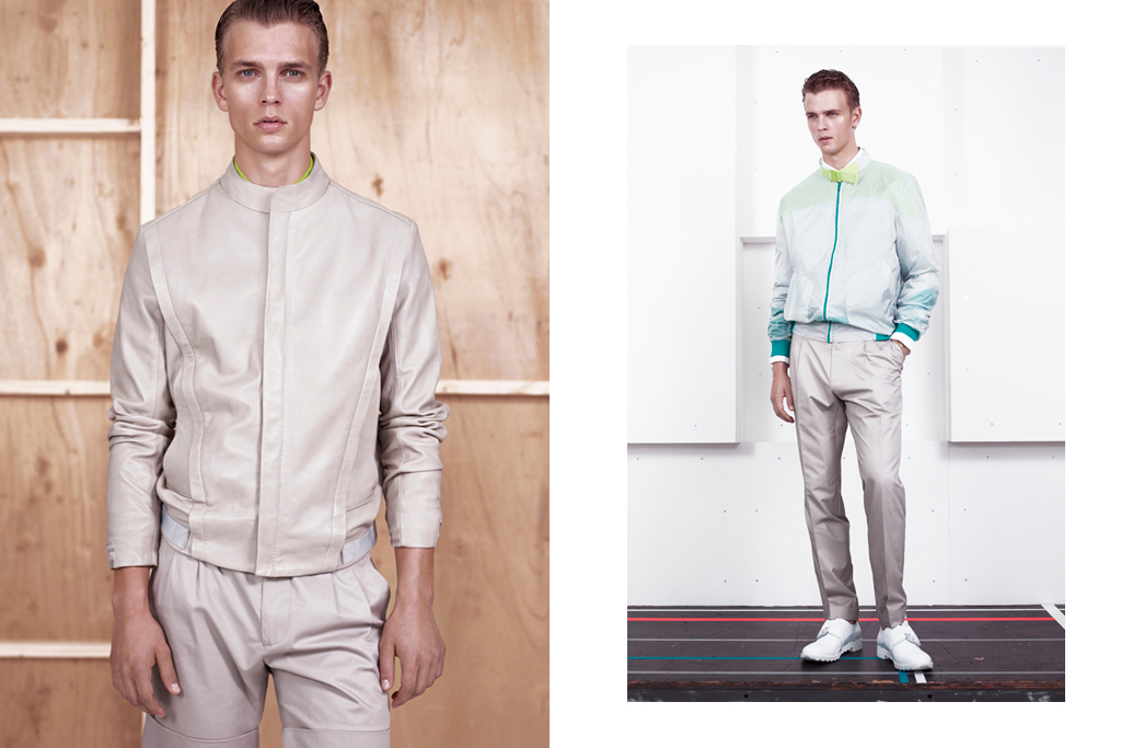 adidas slvr 2012 springsummer lookbook