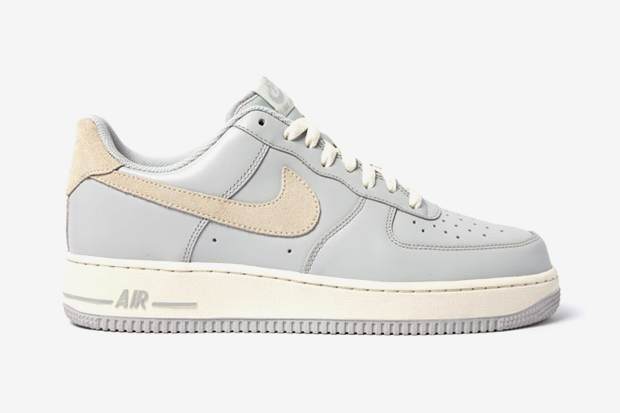 Nike Air Force 1 Grey/Cashmere