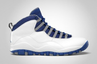 "Air Jordan X ""Old Royal"""