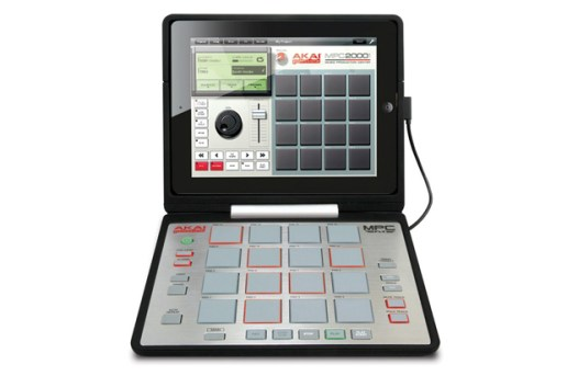 Akai MPC Fly for iPad 2