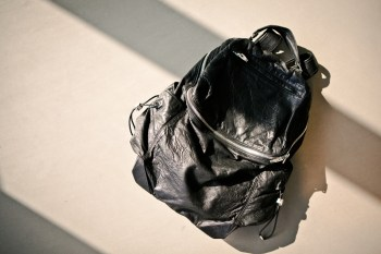 Alexander Wang 2012 Spring/Summer Leather Backpack