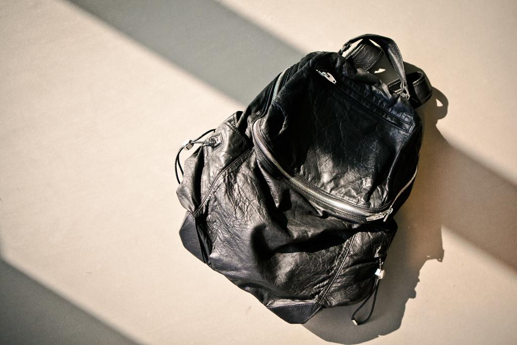 Alexander Wang 2012 Spring/Summer Leather Backpack