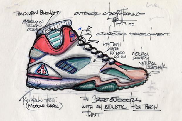 Gary Warnett: ALL CONDITIONS (GEAR) by Nike PT. II (SON OF ALL CONDITIONS)