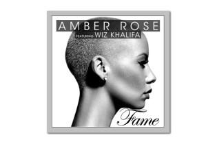Amber Rose featuring Wiz Khalifa - Fame