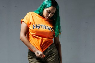 aNYthing 2012 Spring/Summer Lookbook featuring Venus X