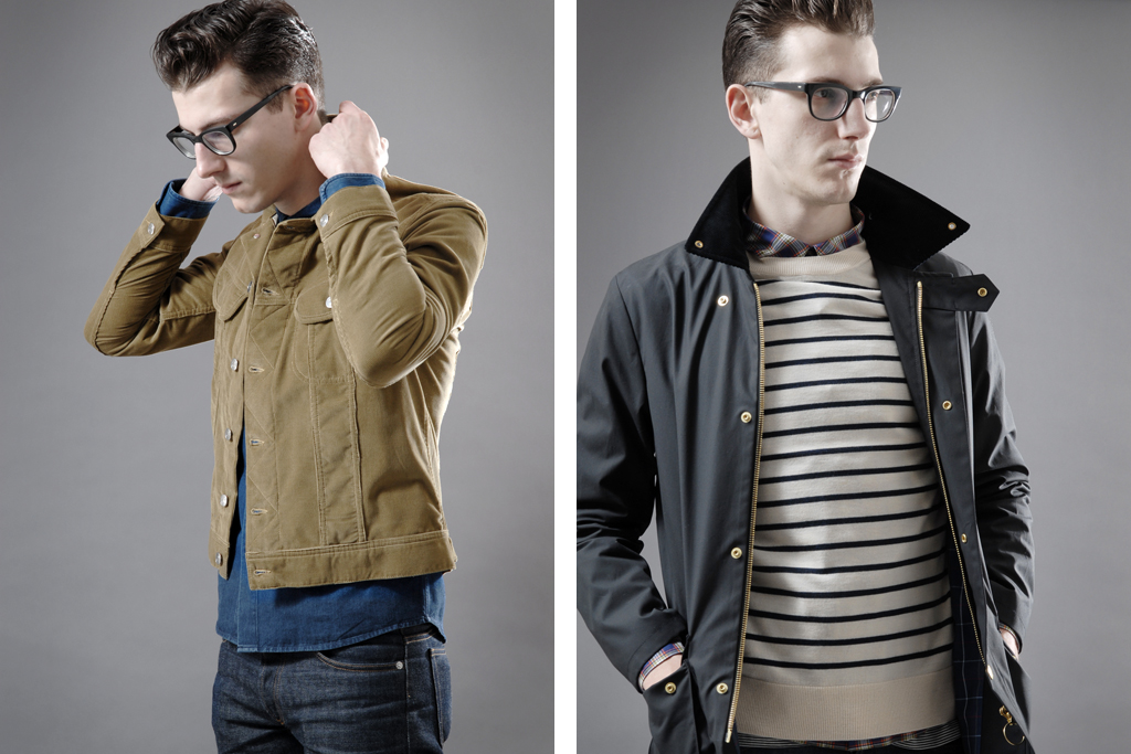 A.P.C. 2012 Spring/Summer New Releases