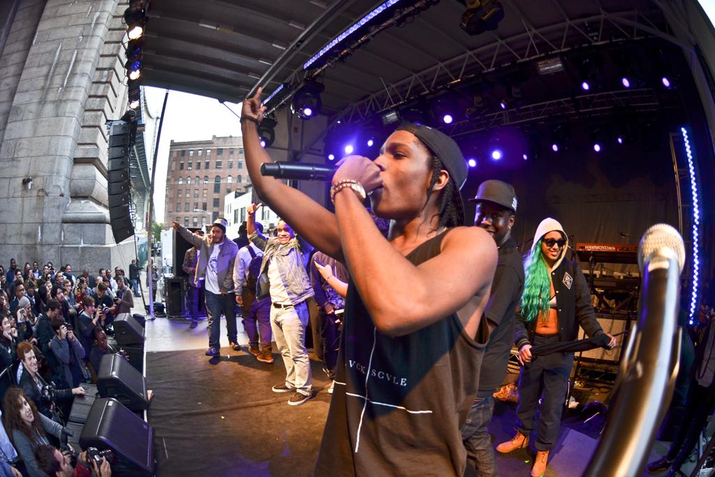 HYPETRAK: A$AP Rocky - Always $trive and Prosper