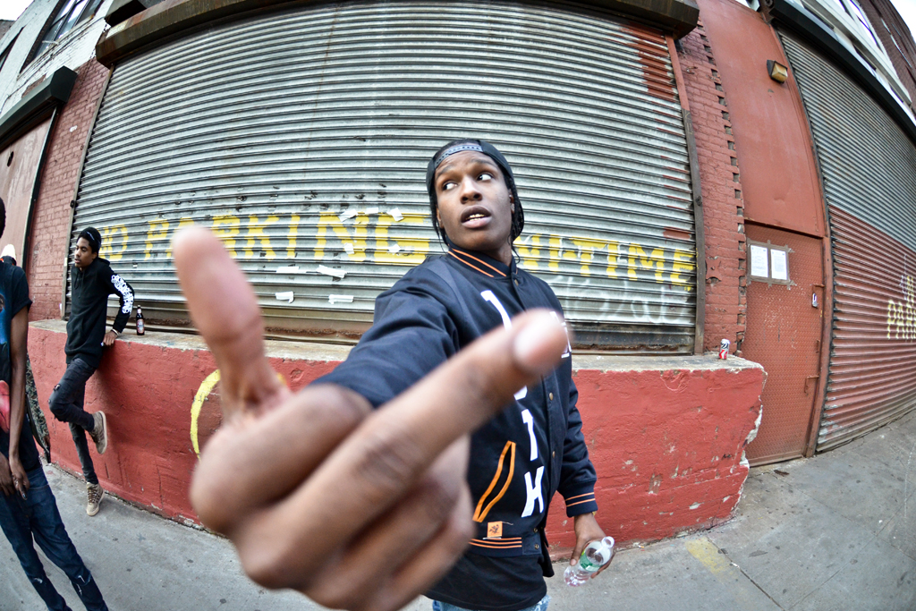 HYPETRAK: A$AP Rocky - Always $trive and Prosper