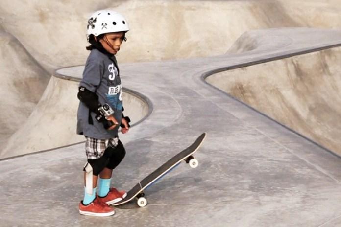 Asher Bradshaw: 7-Year-Old Skater