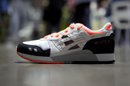 AGENDA: ASICS 2012 Fall/Winter Collection Preview