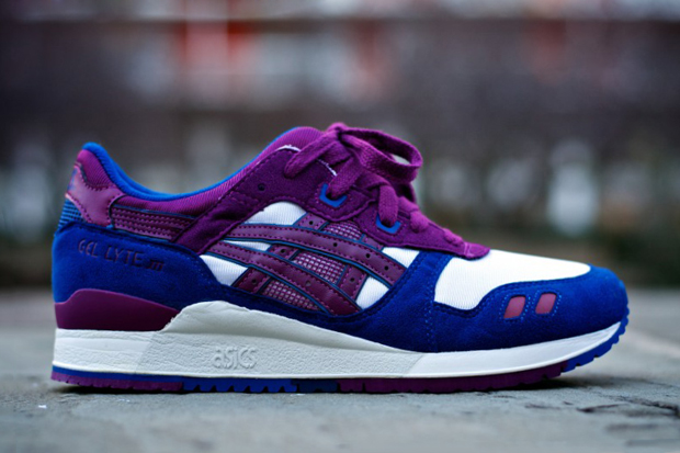 ASICS 2012 Gel Lyte III January Releases