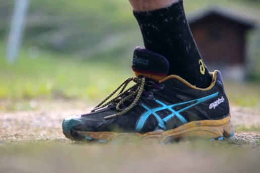 ASICS Made of Sport: I am made of blazing trails not following paths