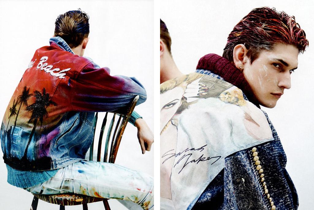 Attitude Magazine: Ten Jackets by Ten Artists Editorial