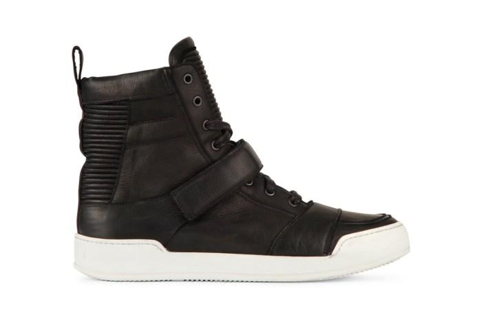 Balmain 2012 Spring/Summer High-Top Sneaker