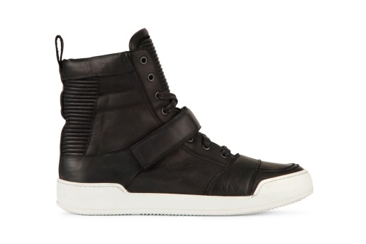 Balmain 2012 Spring/Summer High-Top Sneaker
