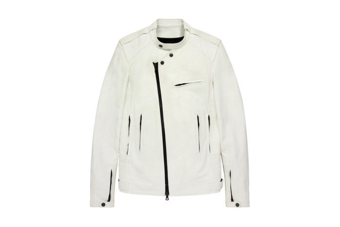 Balmain 2012 Spring/Summer Leather Biker Jacket