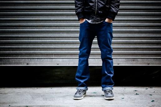 "Barneys NYC x Nudie Jeans ""Post Recycle Dry"" Denim"