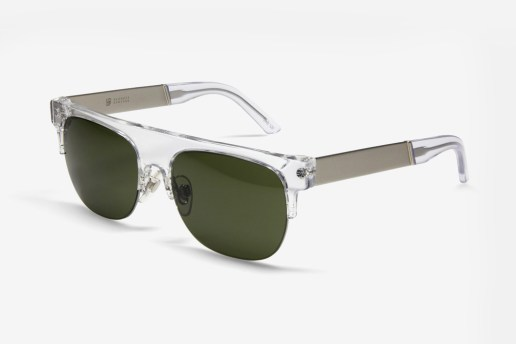 Barneys NYC x SUPER Evergreen Sunglasses