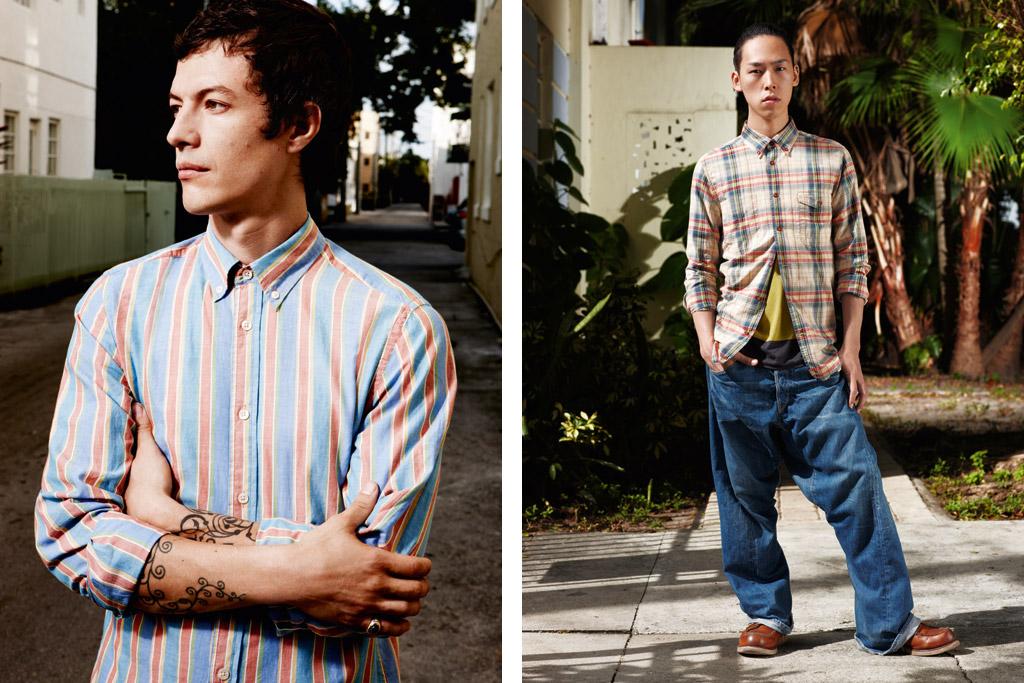 Ben Sherman 2012 Spring/Summer Campaign