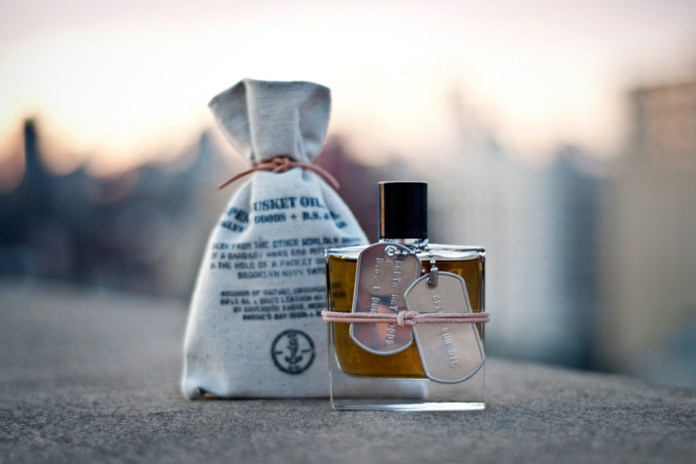 BKLYN Dry Goods x D.S. & Durga Spent Musket Oil Fragrance