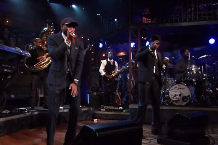 "Black Star Perform ""You Already Knew"" & ""Little Brother"" on Jimmy Fallon"