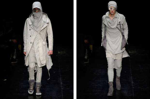 Boris Bidjan Saberi 2012 Fall/Winter Collection
