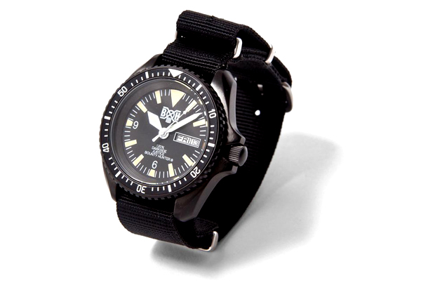 "BOUNTY HUNTER ""BxH 03"" Watch"