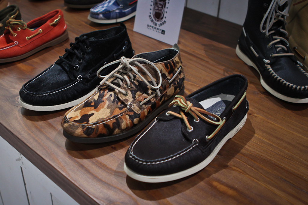 Bread & Butter: Sperry Top-Sider 2012 Fall/Winter Collection Preview