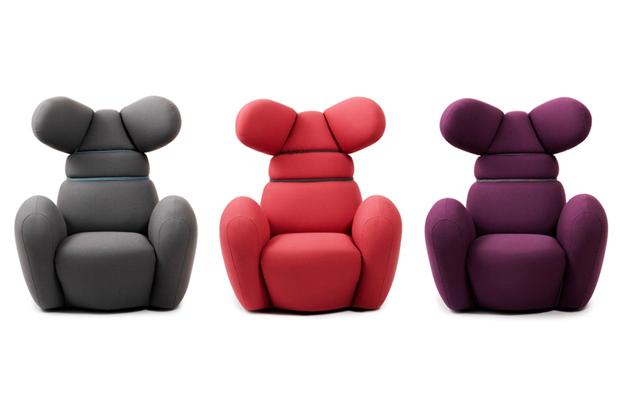 Bunny Chair by Normann Copenhagen