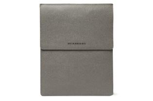 Burberry London Cross Grain Leather iPad Case