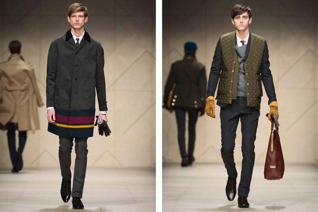 Burberry Prorsum 2012 Fall/Winter Collection