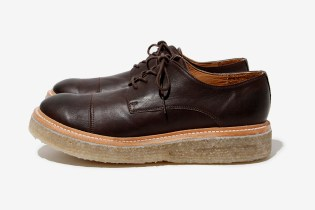 hobo x Caminando Straight Tip Rubber Shoe