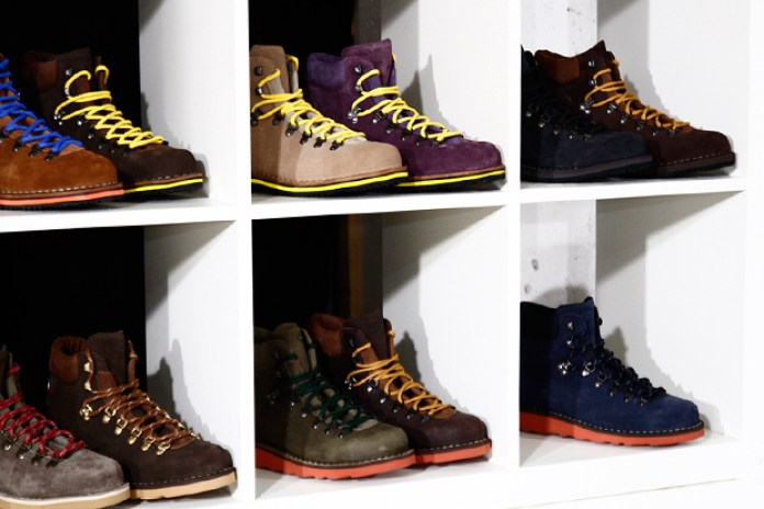 (capsule) Paris: Diemme 2012 Fall/Winter Preview
