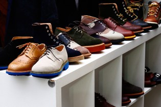 (capsule) Paris: Mark McNairy New Amsterdam 2012 Fall/Winter Preview