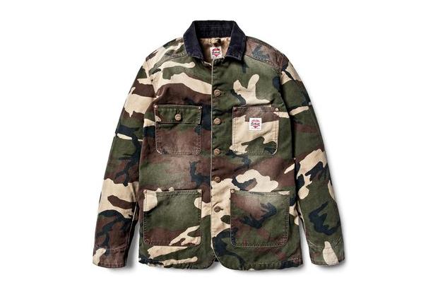 carhartt heritage 2012 springsummer settler jacket
