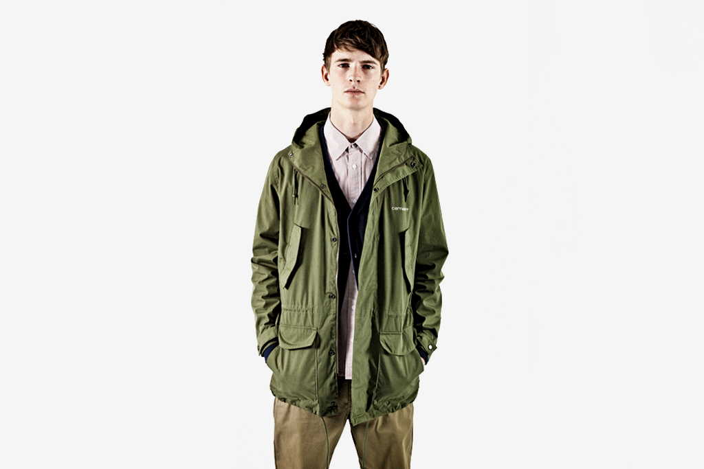 Carhartt WIP 2012 Spring/Summer Lookbook