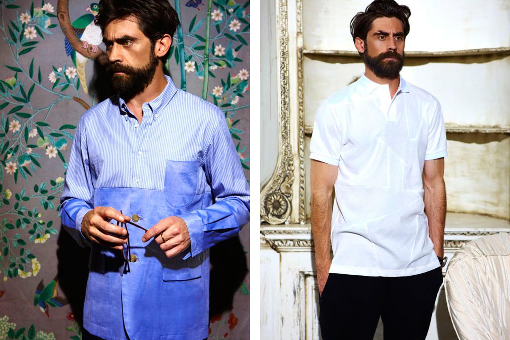 Casely-Hayford 2012 Spring/Summer Lookbook