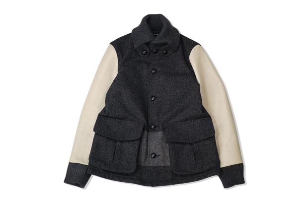 cash ca donkey stadium jacket heather grey wall exclusive