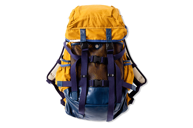 CASH CA x immun. 2012 Spring/Summer BACK PACK