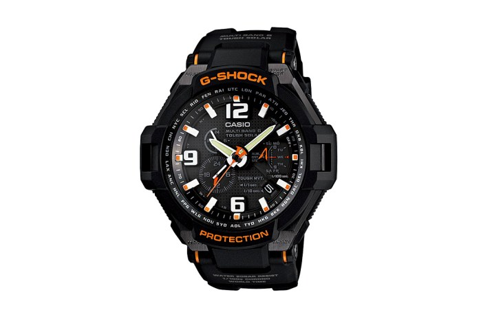 Casio G-Shock 2012 Spring Sky Cockpit GW-4000 Series
