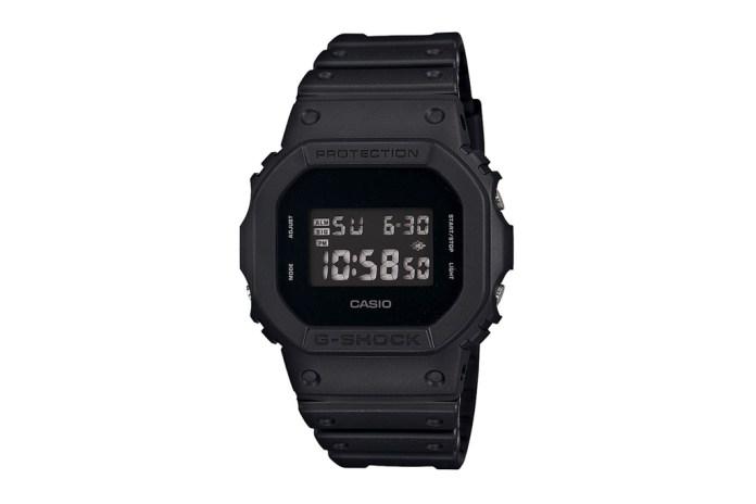 Casio G-Shock DW-5600BB-1DR Limited Edition